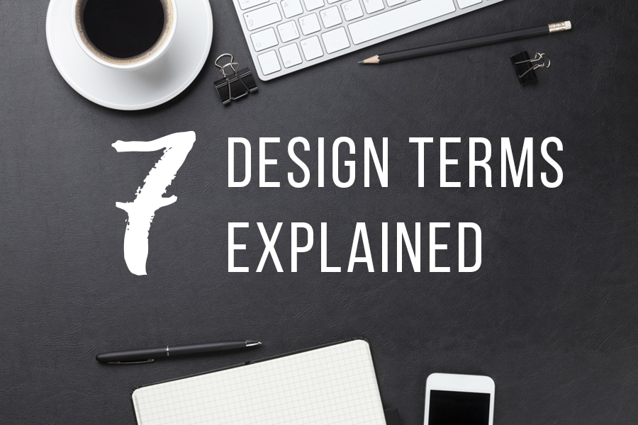 design terms explained